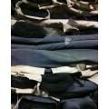 Бязь ГОСТ гладкокрашеная цветная олива синий черная