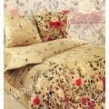 """Комплект постельного белья """"Полевые цветы"""" Сатин (хлопок 100%)"""