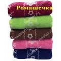 Махровое полотенце Ромашка