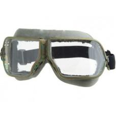 Очки с минеральными упрочненными стеклами увеличенного размера