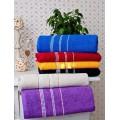 Махровое полотенце Бисер разноцветный. Китай(ду)
